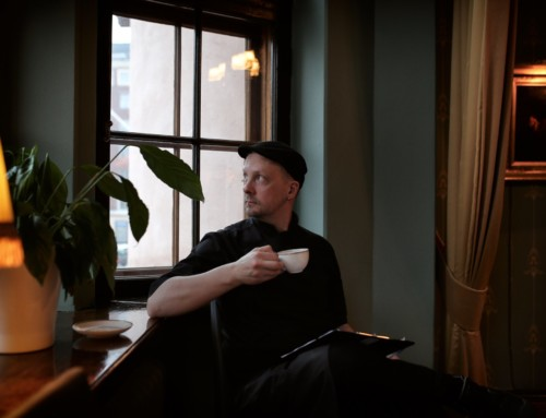 Sami Engström – Svenska Klubbenin keittiömaestro